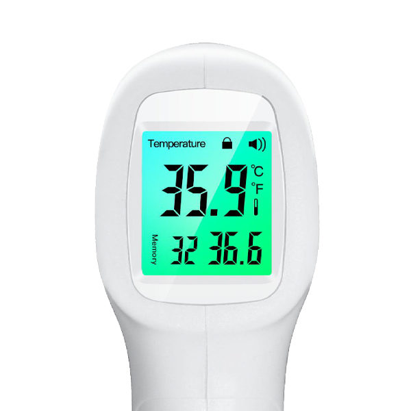 Medical Infrared Thermometer_2 | Waysafe