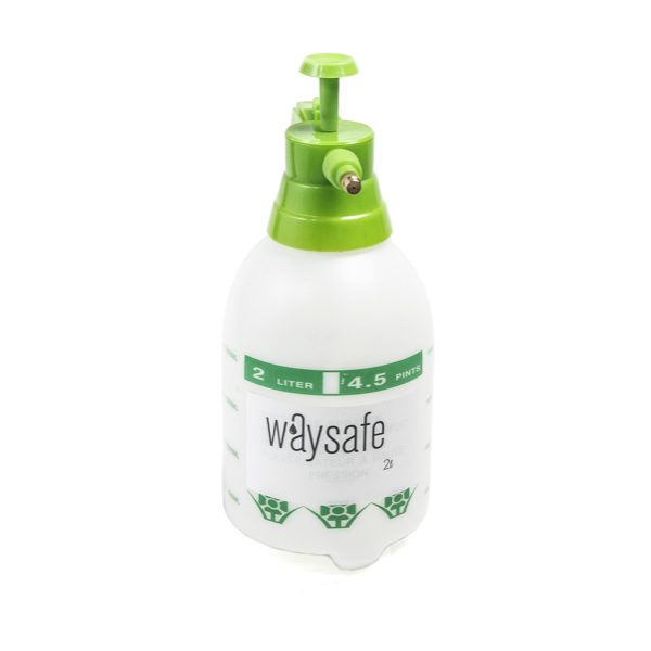 Waysafe Pressure Sprayer 2 Litre