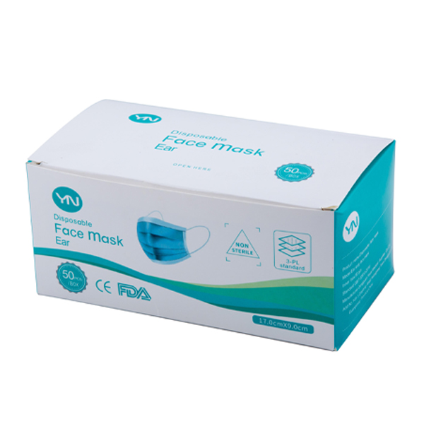 Surgical Masks 3 ply disposable