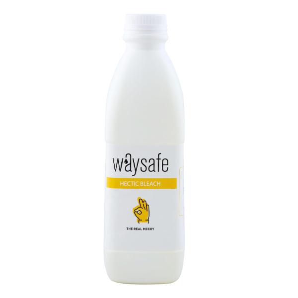 Waysafe Hectic Bleach 1 Litre