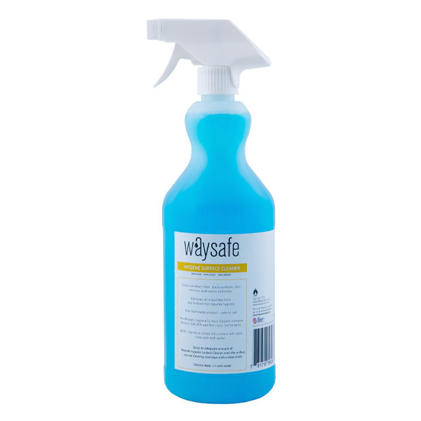 Waysafe Hygiene Surface Cleaner 1 Litre
