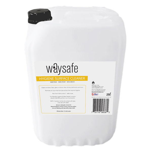 Waysafe Hygiene Surface Cleaner 25 Litre