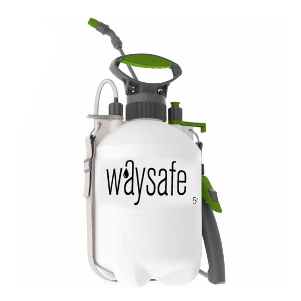 Waysafe Pressure Sprayer 5 Litre