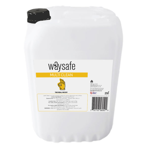 Waysafe Lank Clean 25 Litre